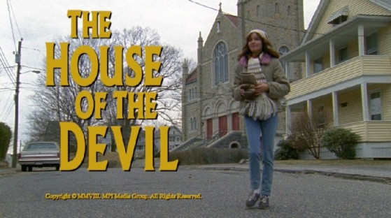 THE HOUSE OF THE DEVIL 1